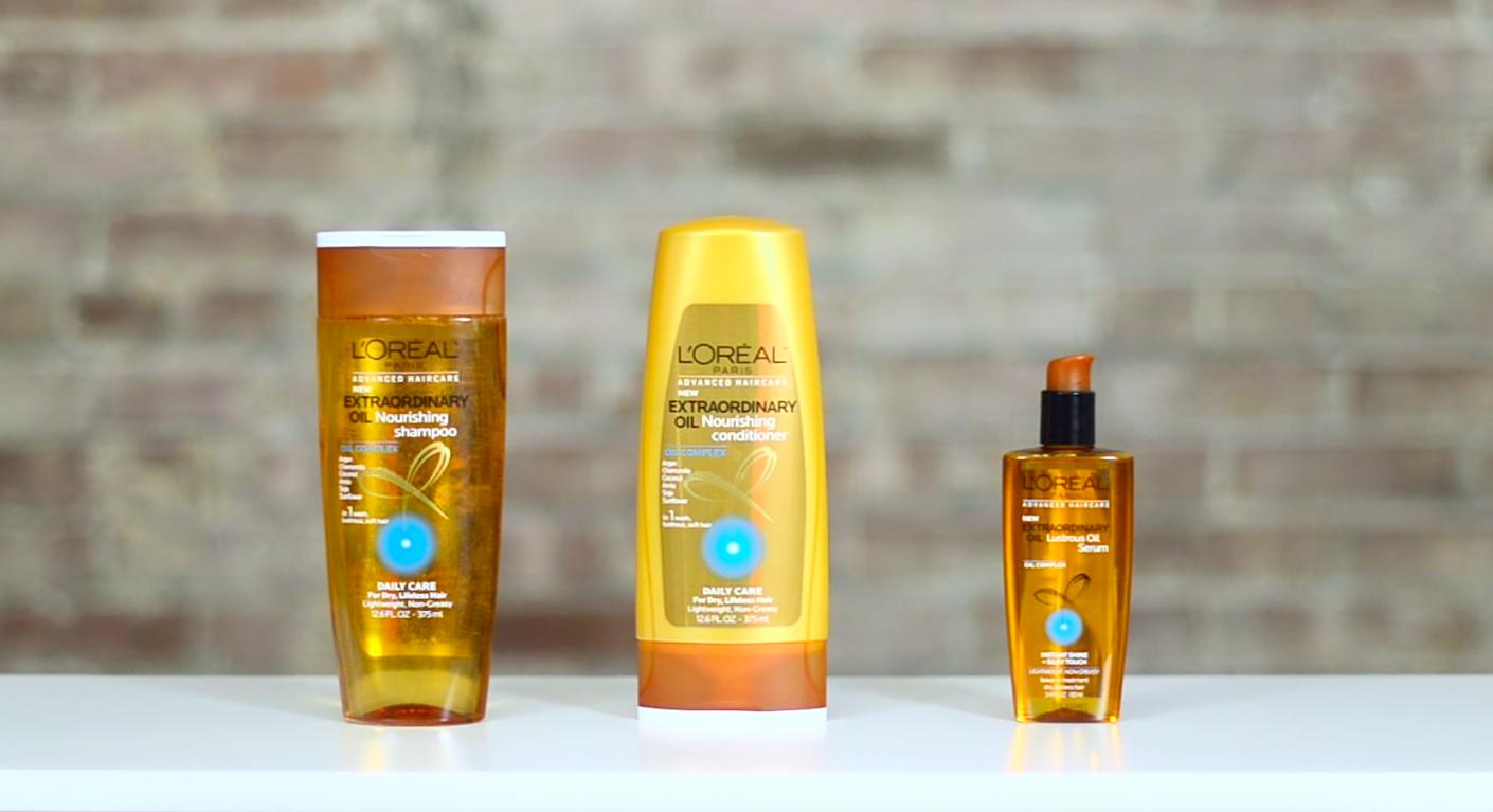 L'Oréal Advanced Haircare Extraordinary Oil