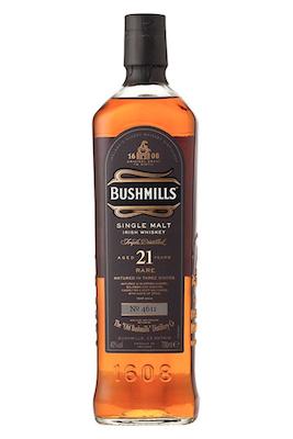Bushmills 21-year Single Malt