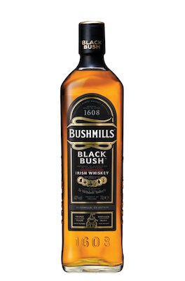 Bushmills Irish Whiskey Black Bush 1 Liter