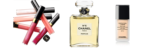 Chanel products