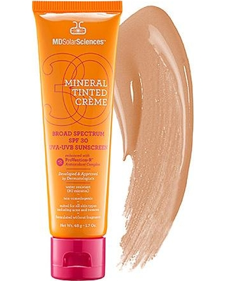 MD Solar Sciences Mineral Tinted Creme SPF 30