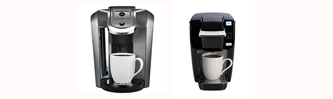 Keurig® 2.0 and Keurig Mini