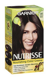 Garnier Nutrisse Nourishing Color Creme with Fruit Oil Concentrate