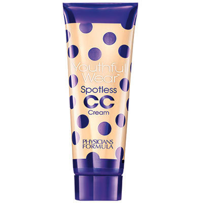 Physicians Formula Youthful Wear Cosmeceutical Youth-Boosting Spotless CC Cream, Light