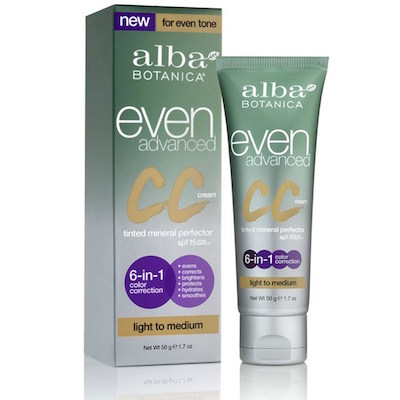 Alba Even Advanced CC Cream