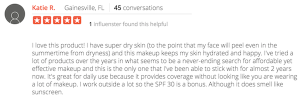 Clinique Moisture Surge CC Cream Hydrating Colour Corrector Broad Spectrum SPF 30 review