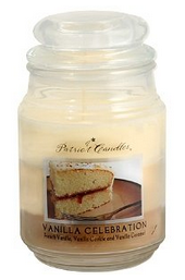 Patriot Candles Layered Jar