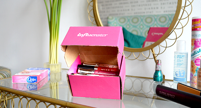 Makeup Organizer: Voxbox Upcycling
