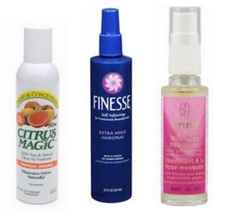 non-aerosol sprays