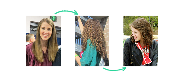 My hair evolution