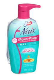 Nair Shower Power