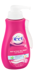 Veet Fast Acting Hair Remover Gel Cream