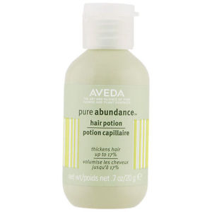 Aveda Pure Abundance Hair Potion .7 oz.