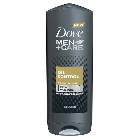 Dove Men + Care Oil Control Body Wash