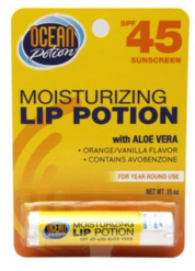 Ocean Potion Suncare Moisturizing Lip Potion,