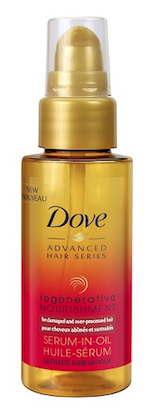 Dove Regenerative Nourishment Serum in Oil