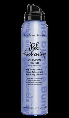 Bumble & Bumble Bumble and bumble Dryspun Finish Thickening Hair Spray, 150ml