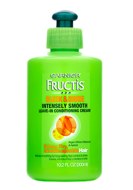 Garnier Fructis Sleek Shine Intensely Smooth Leave-In Conditioning Cream