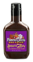 Famous Dave's Sweet & Zesty Barbecue Sauce