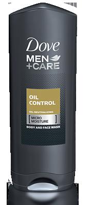 Dove Men + Care Oil Control Body Wash
