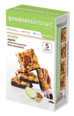 Goodnessknows® apple