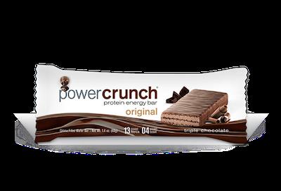 Power Crunch Protein Energy Bar