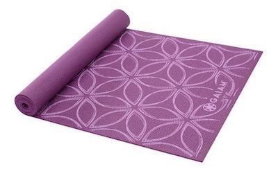 Gaiam Yoga Flower of Life Yoga Mat