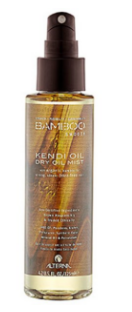Bamboo Smooth Dry Oil