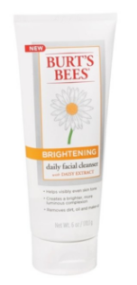 burts bees brightening