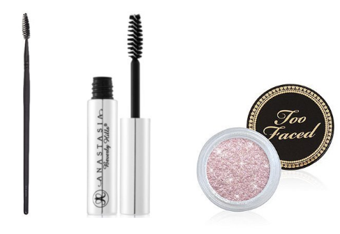 Eyebrow Glitter Products