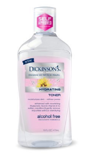 Dickinson's toner