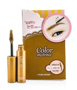 color gel brows