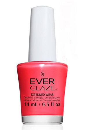 china glaze everglaze extended wear nail polish