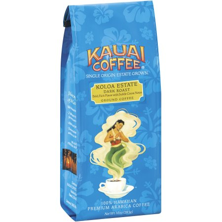 Kuai Coffee Koloa Estate Dark Roast