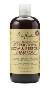 Shea Moisture shampoo