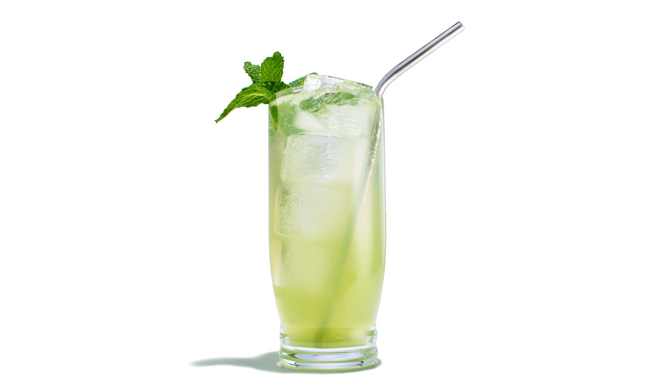 Classic Mojito cocktail