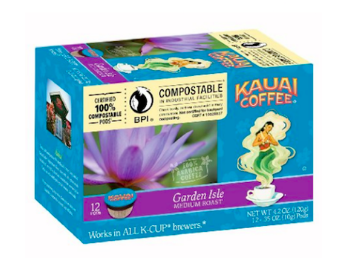 Kauai coffee