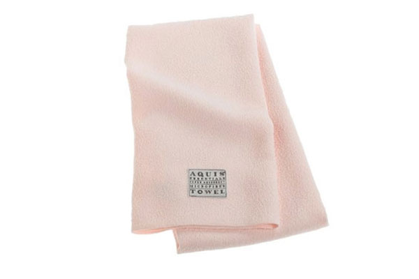 aqui microfiber hair towel