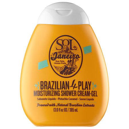 sol de janeiro 4 play moisturizing shower cream-gel