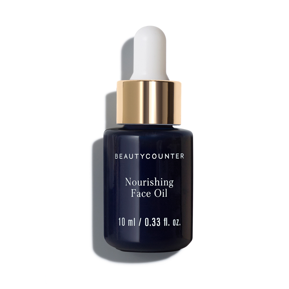 beautycounter for target nourishing facial oil