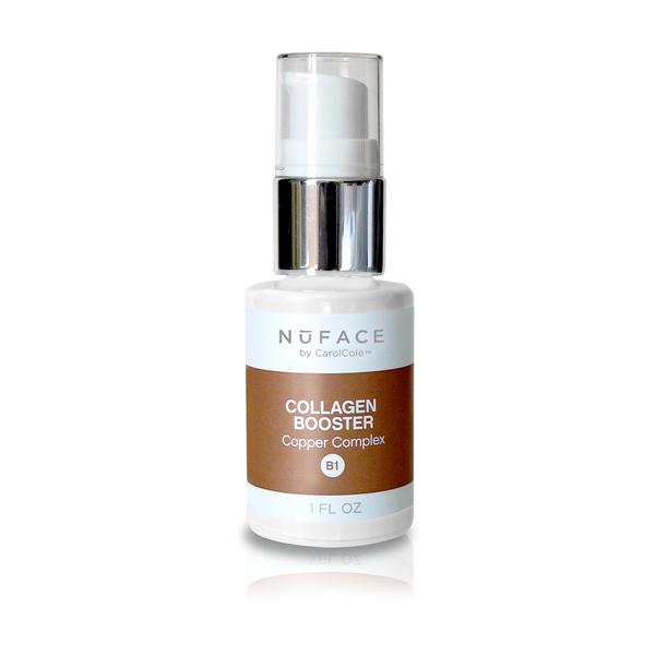 nuface collagen booster b1 copper complex