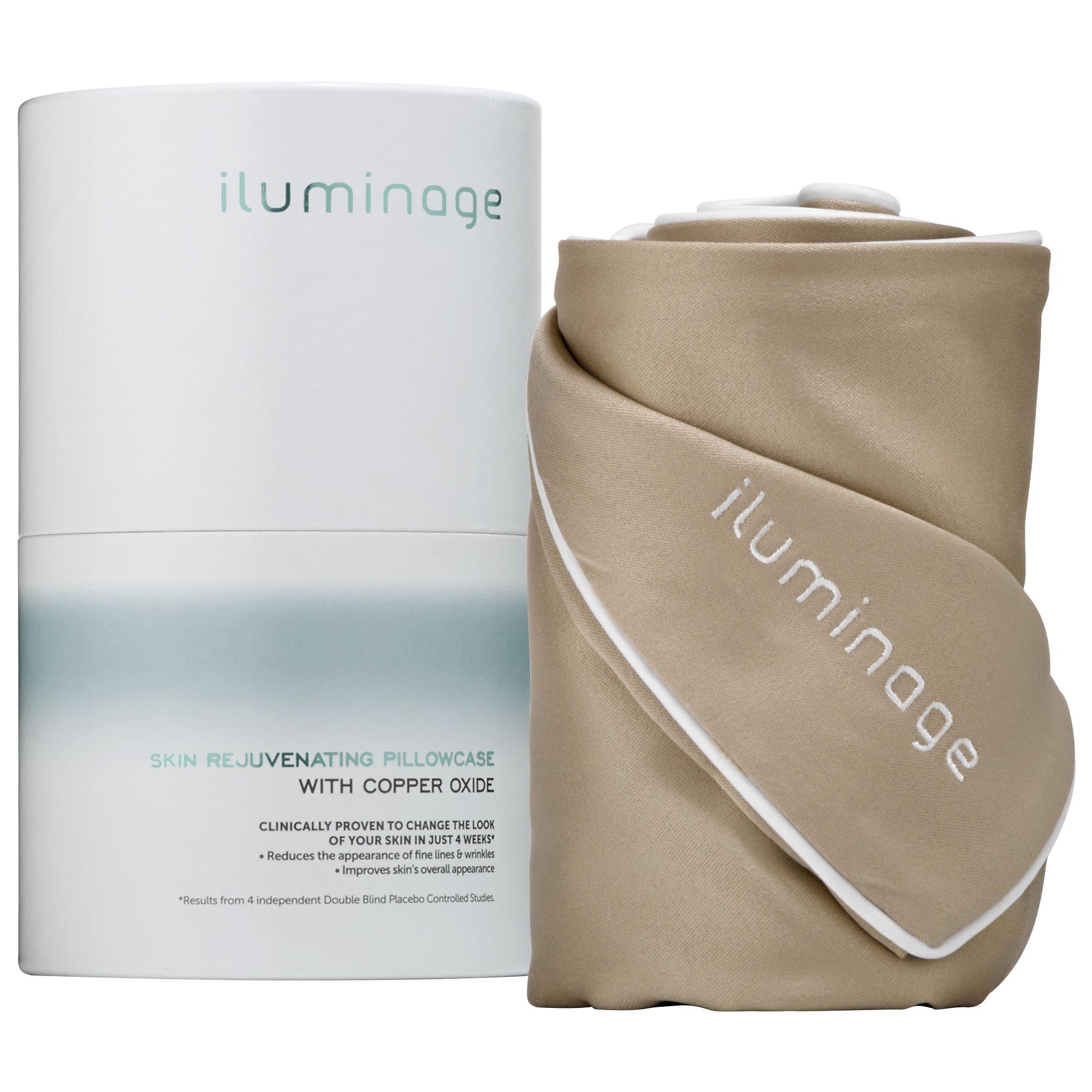 iluminage Skin Rejuvenating Pillowcase With Copper Oxide, $60 at Sephora