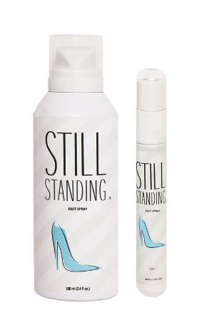 foot spray for your heels