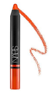 NARS orange lip pencil