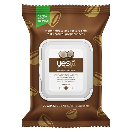 yes to wipes