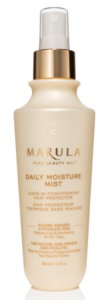 marula daily moisture mist leave in conditioner