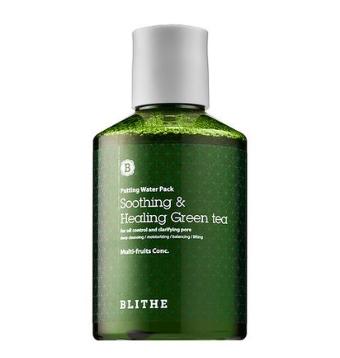 blithe green tea splash mask