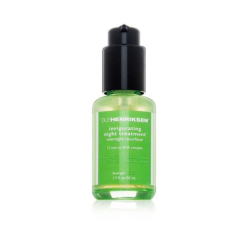 ole henriksen invigoration night treatment
