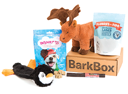 inside a barkbox