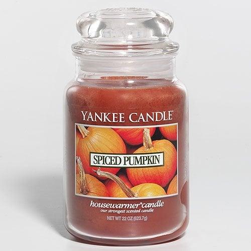 Yankee Candle Spiced Pumpkin